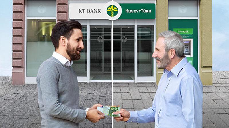 Kuveyt Türk ve KT Bank AG'ye en iyi finansal kuruluş ödülü
