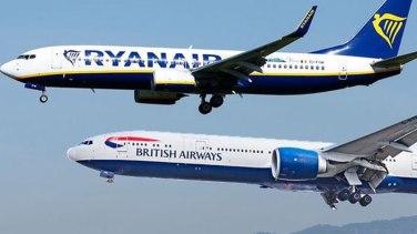 """British Airways ve Ryanair'e """"ücret iadesi"""" uyarısı"""