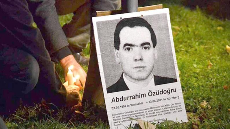 NSU kurbanı terzi Abdurrahim Özüdoğru 20. yılında anıldı