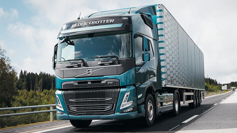 Volvo Trucks, yeni Volvo FM'i tanıttı