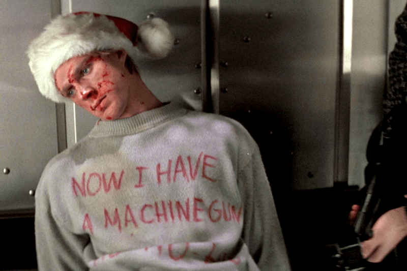 I Ll Be Home For Christmas 1988.Drunk Essay Die Hard Is A Christmas Movie Die Hard With A