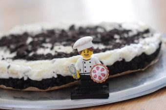 Oreo Non-Bake Torte