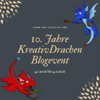 Beitrag zum Blogevent vom KreativDrachen