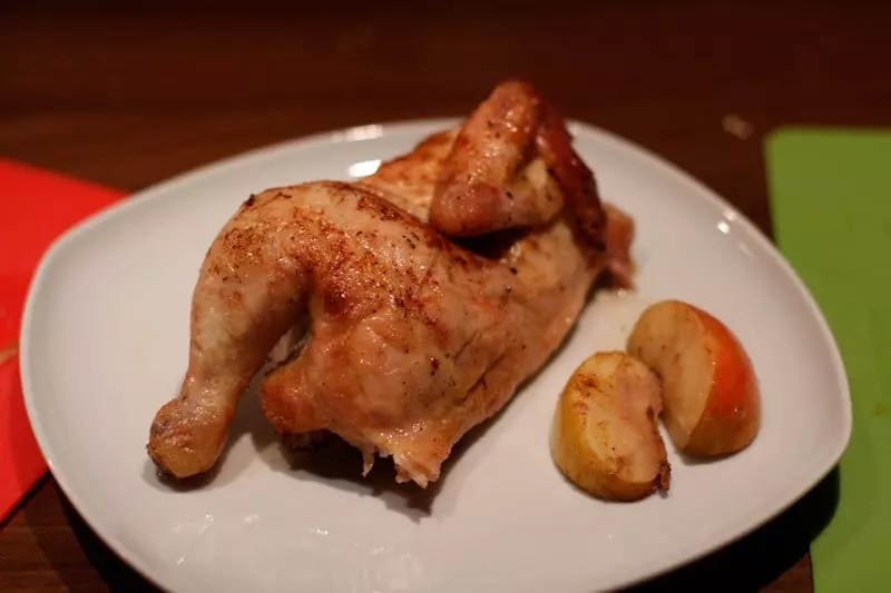 Chicken Gasgrill : Grill hähnchen am spieß rezept vom gasgrill
