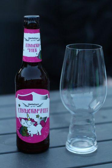 Wir & Bier Einhornbier