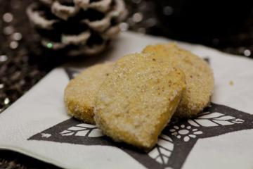 Heidesand Plätzchen Rezept für Weihnachten