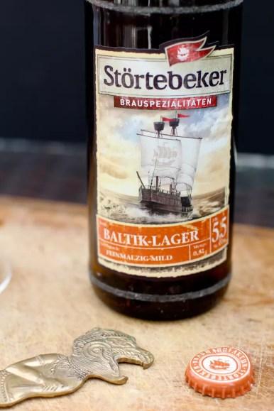 Biertasting Störtebeker Baltik Lager