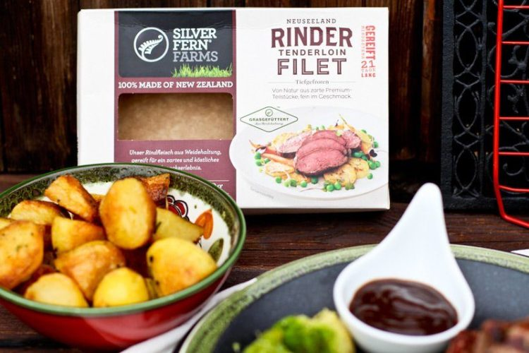 Tenderloin Steak vom Grill von Silver Fern Farms