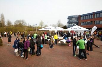 Wilhemlsburger Insellauf am 15.04.2012