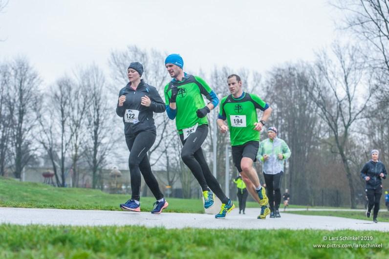 Winterlaufserie Wilhelmsburg 2019 1. Lauf 19