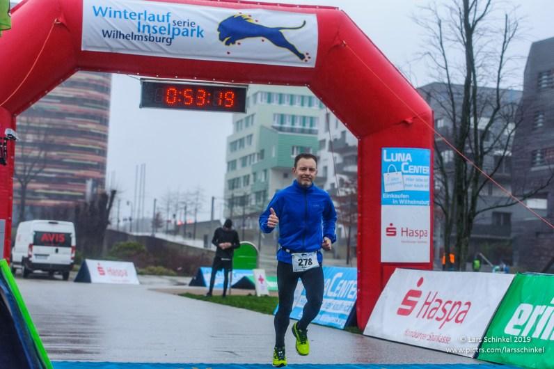 Winterlaufserie Wilhelmsburg 2019 1. Lauf 30