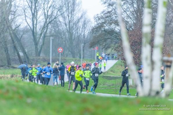 Winterlaufserie Wilhelmsburg 2019 1. Lauf 7