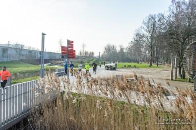 Winterlaufserie Wilhelmsburg 2019, 2. Lauf 6