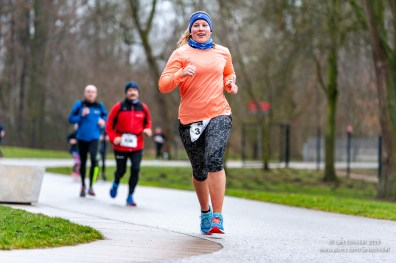 Winterlaufserie Wilhelmsburg 2019, 3. Lauf 18