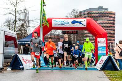 Winterlaufserie Wilhelmsburg 2019, 3. Lauf 3