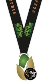 Finisher-Medaille