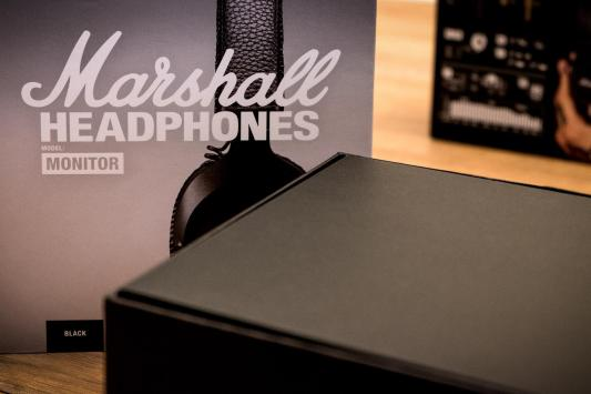 Marshall Headphones Monitor