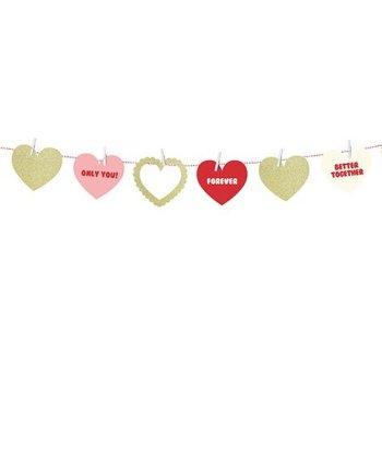 Girlande Herzen Sweet Love