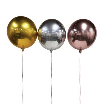 ORBZ Ballons Kugel 3 Farben Die Macherei