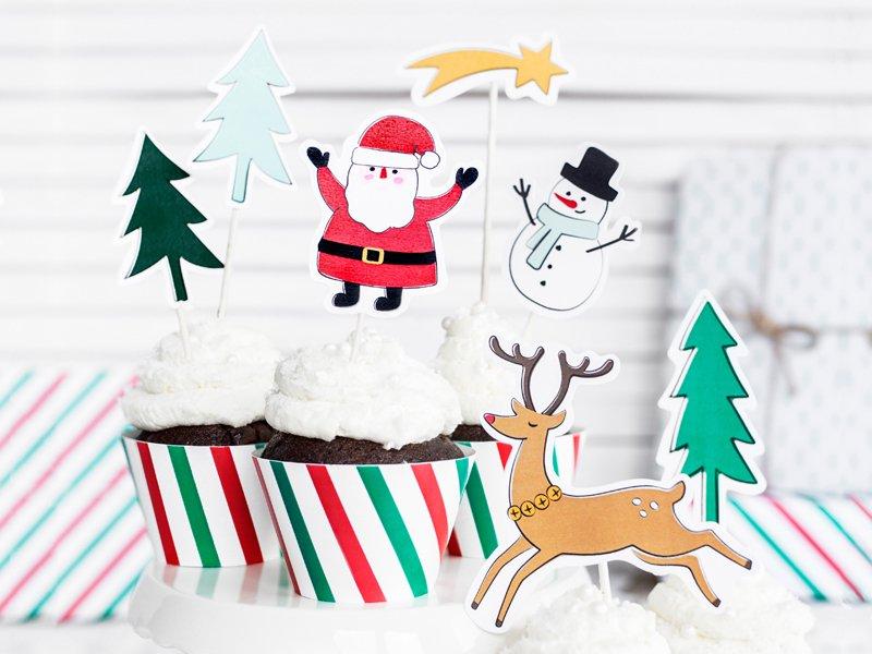 Merry Christmas Topper