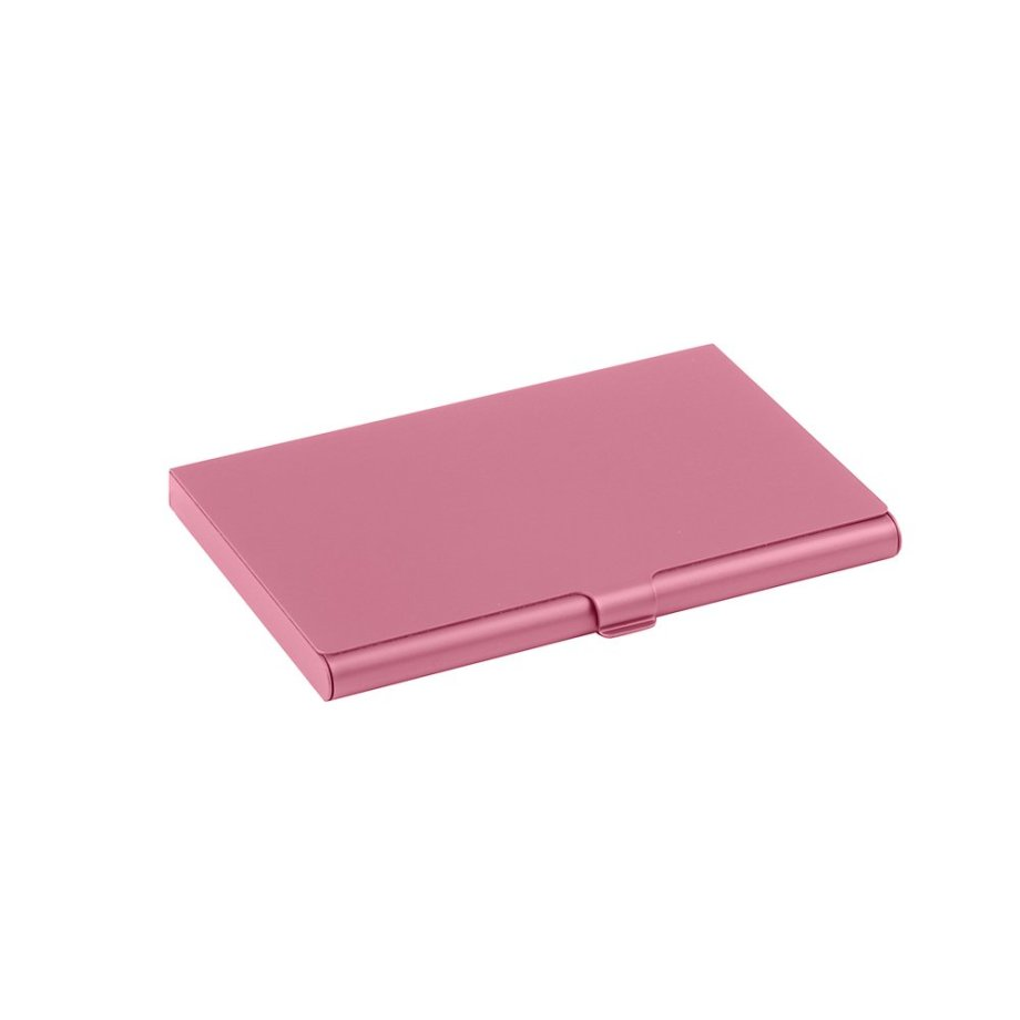 Visitenkartenbox personalisierbar in 3 Farben . Die Macherei