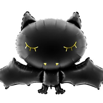 Fledermaus Folienballon Halloween