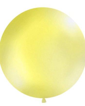 Riesen Luftballon Gelb