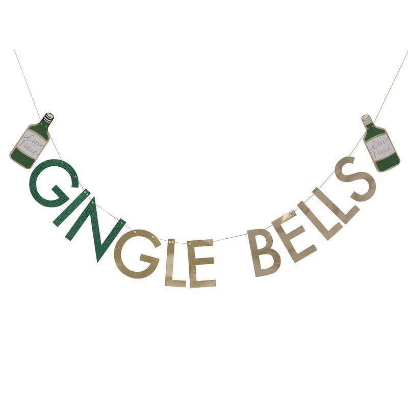 Girlande Gingle Bells. Die Macherei