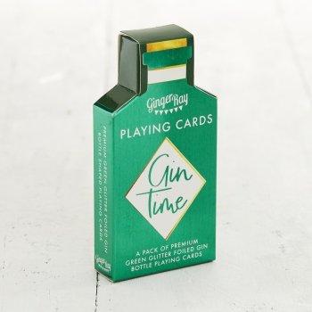Spielkarten Set Gin Time. Die Macherei