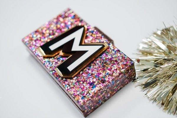The Clutch - Limited confetti edition