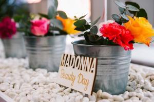 Madonna Beauty Day