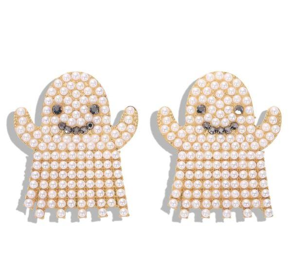 Ohrringe Pearl Ghost