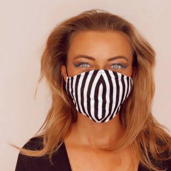 Maske Monochrome