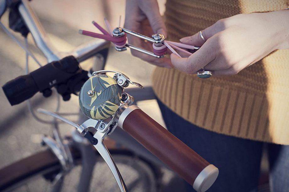 "Fahrradglocke ""Urban Jungle"""