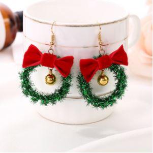 Ohrhänger Weihnachtskranz