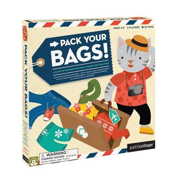 "Kinderspiel ""Pack your Bags"""
