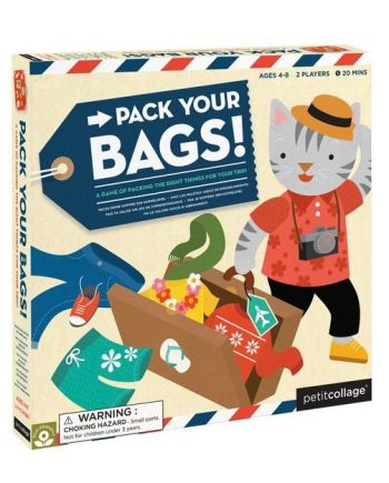 "Kinderspiel ""Pack your Bags"""