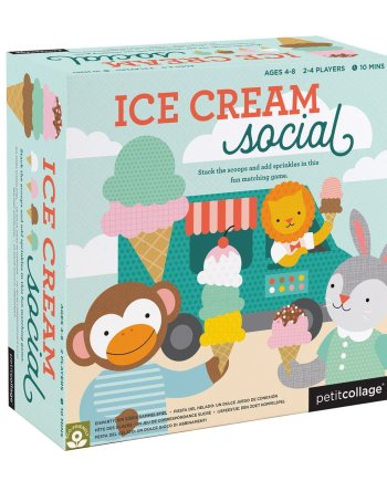 Kinderspiel Eiscreme