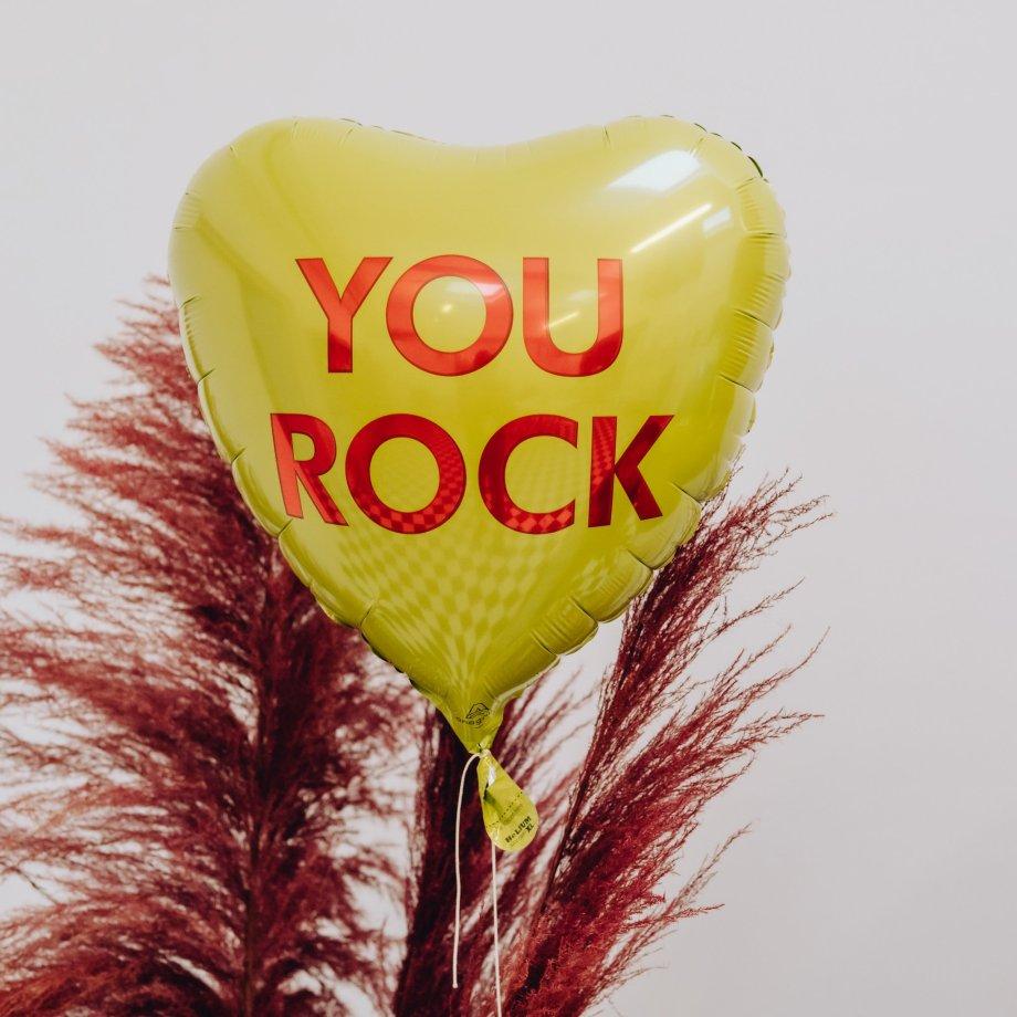 Folienballonset Candy Heart