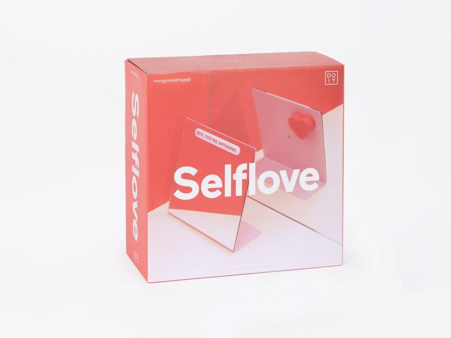 Selflove Spiegel personalisierbar
