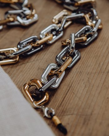 Chunky Chain XL tricolor