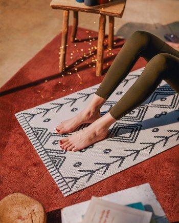 Yogamatte Berber Teppich
