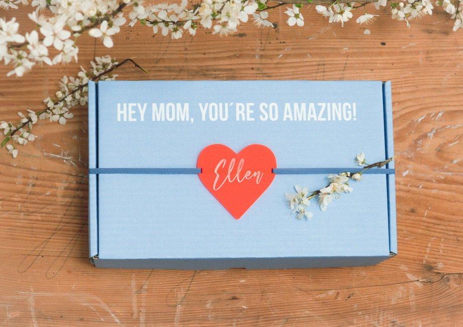 Muttertagsbox 2021 personalisierbar