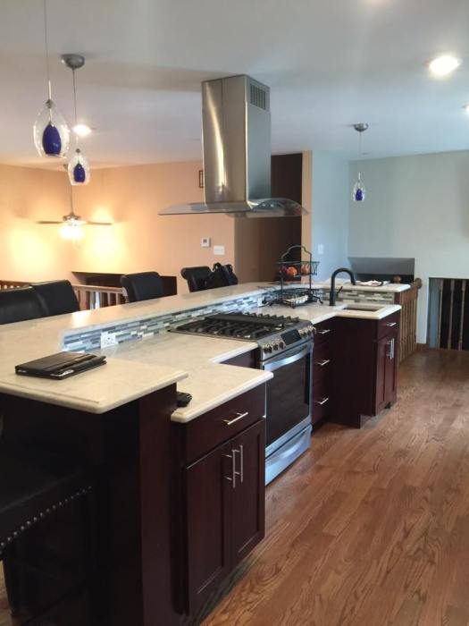 kitchen remodeling downers grove dienberg stove