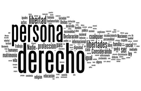 derechos humanos facebook