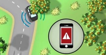 Nueva aplicación que puede salvarte la vida en caso de tener un accidente
