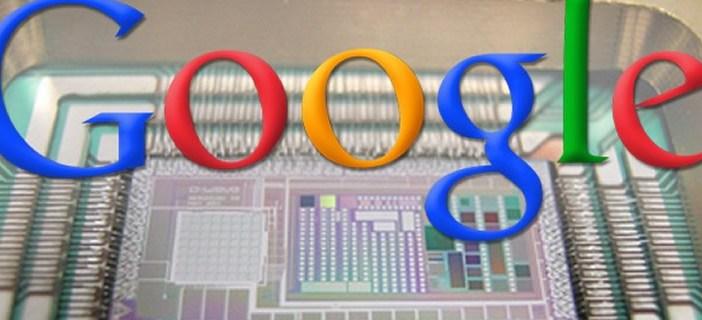 Google proyecta desarrollar sus propios procesadores móviles
