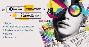 Diseño creativo publicitario