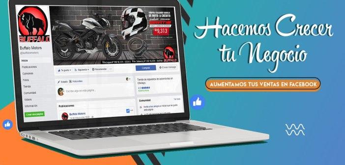 Manejo de Facebook en Chiclayo