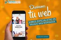 paginas web responsive en Chiclayo